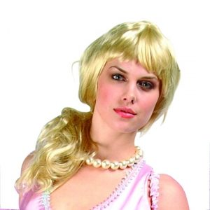 Adult Blonde Fairy Wig