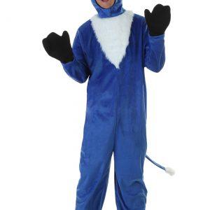 Adult Blue Ox Costume