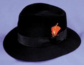 Adult Blues Hat