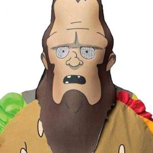 Adult Bob's Burgers Beefsquatch Mask