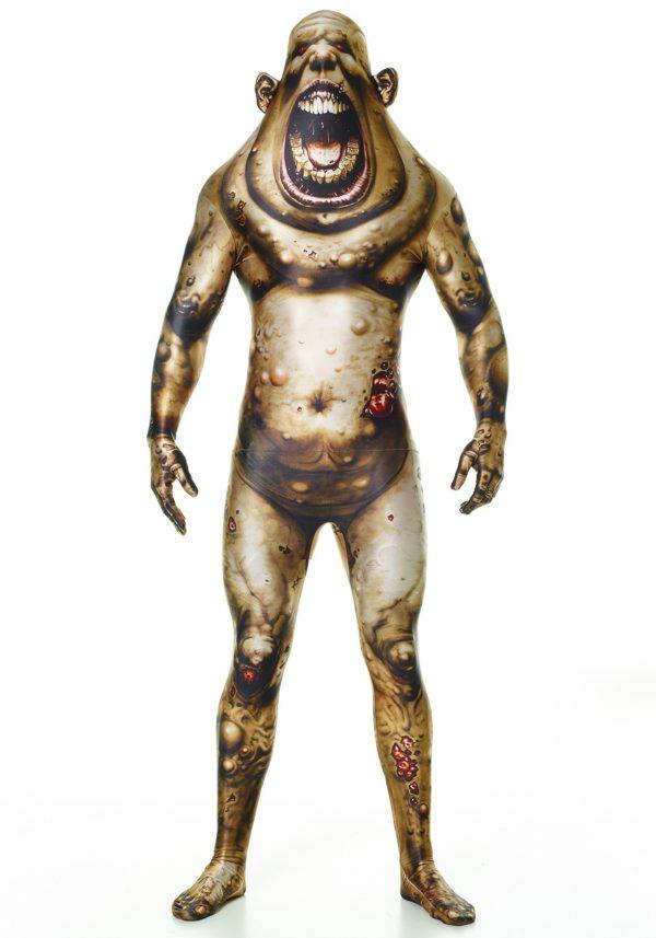 Adult Boil Monster Morphsuit