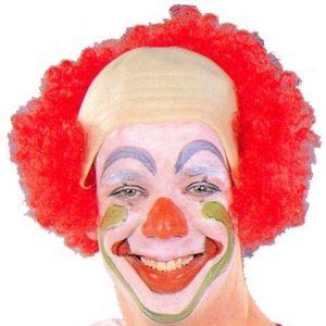 Adult Bowhead Clown Wig