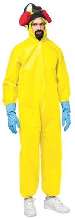 Adult Breaking Bad Suit