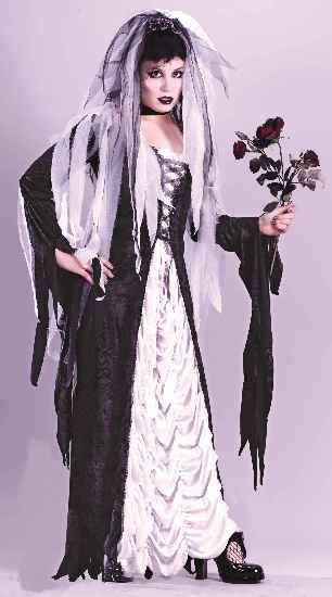 Adult Bride of Darkness Costume