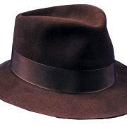 Adult Brown Fedora