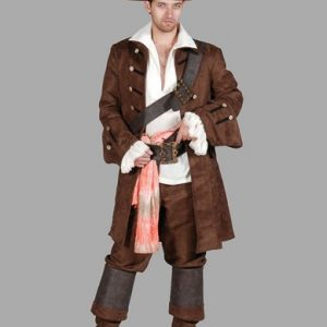 Adult Buccaneer Costume