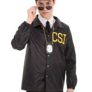 Adult CSI Costume
