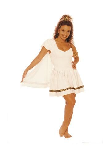 Adult Caesar's Girl Mini Skirt Costume