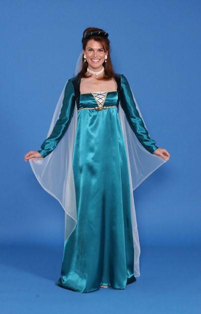 Adult Camelot Princess Costume