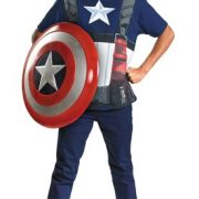 Adult Captain America Costume - T Shirt