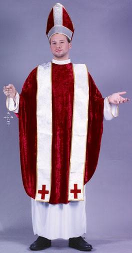 Adult Cardinal Costume