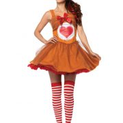 Adult Care Bears Tenderheart Bear Costume