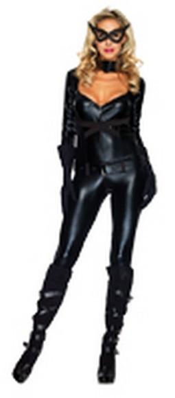 Adult Cat Girl Costume