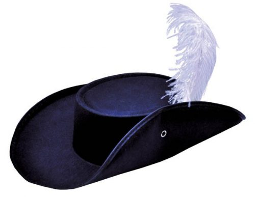 Adult Cavalier Hat