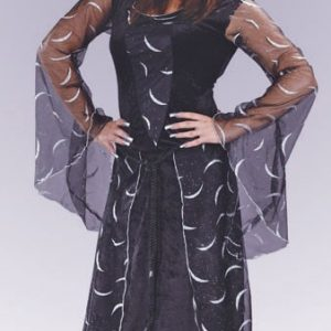Adult Celestial Sorceress Witch Costume