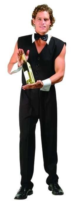 Adult Chip the Bartender Costume