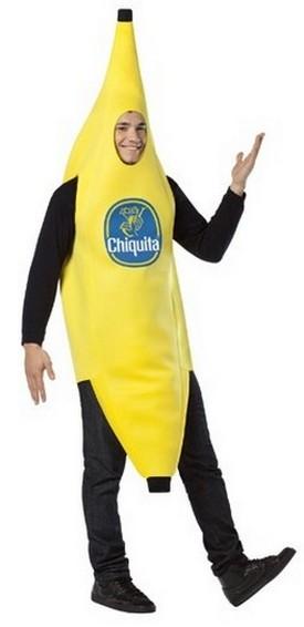 Adult Chiquita Banana Costume