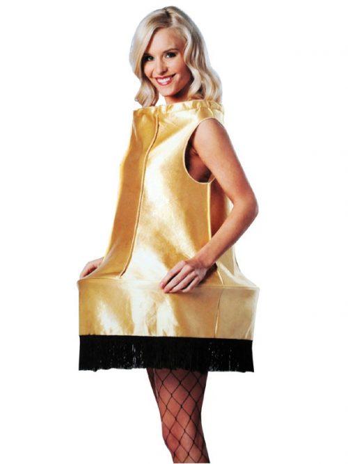 Adult Christmas Lamp Dress
