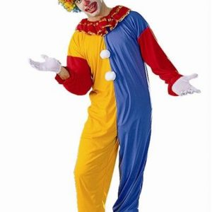 Adult Circus Clown Costume