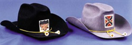 Adult Civil War Union Officer Hat