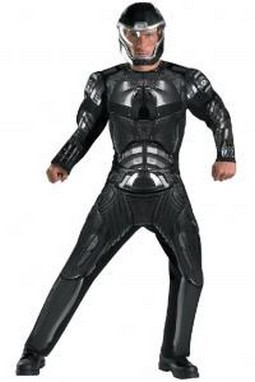 Adult Classic Duke Muscle Costume