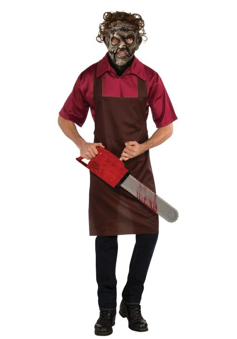 Adult Classic Leatherface Costume