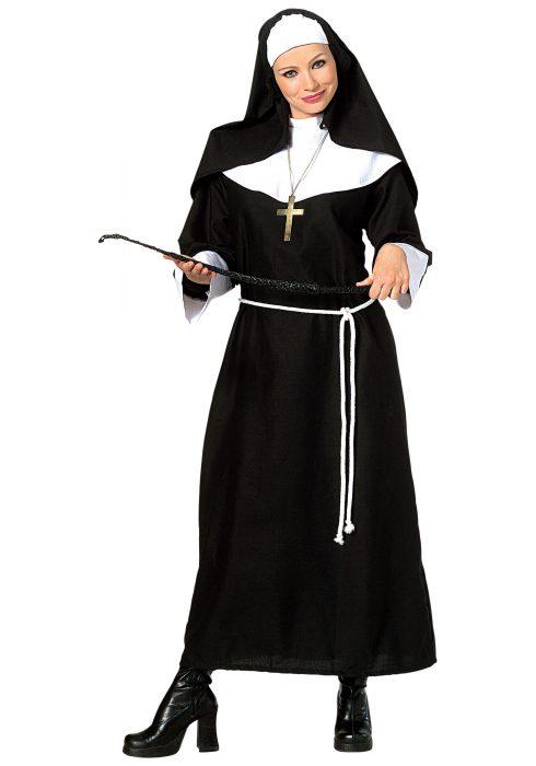 Adult Classic Nun Costume