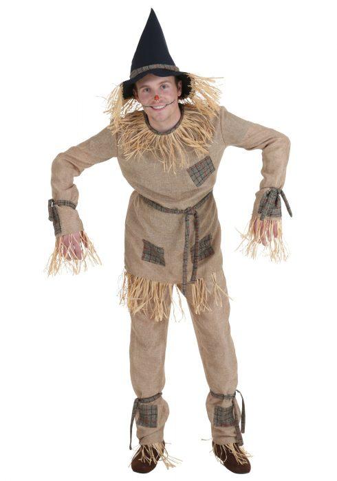 Adult Classic Scarecrow Costume