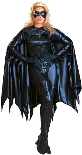 Adult Collector Batgirl Costume