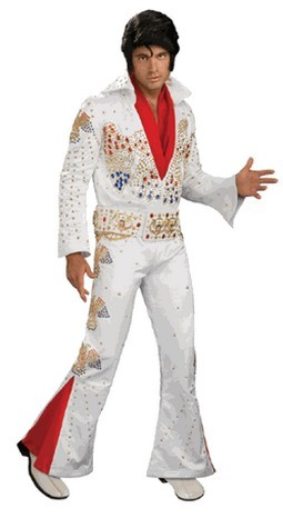 Adult Collector Elvis Presley Costume