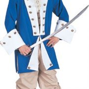 Adult Colonial Captain Costume