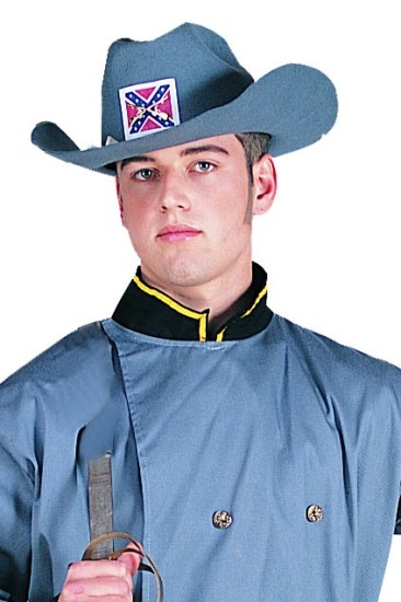 Adult Confederate Hat