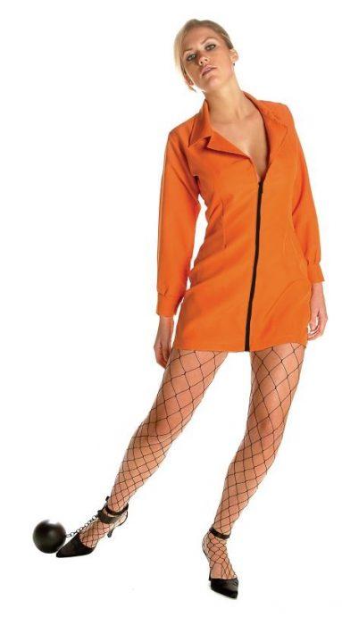 Adult Convict Costume
