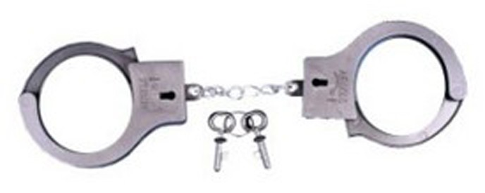 Adult Costume Handcuffs