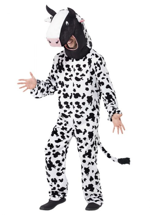 Adult Cow Costume