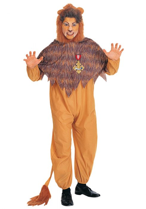 Adult Cowardly Lion Costume