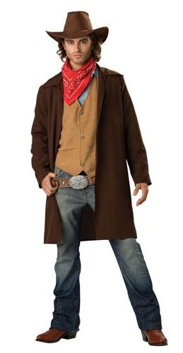Adult Cowboy Costume - Rawhide Renegade