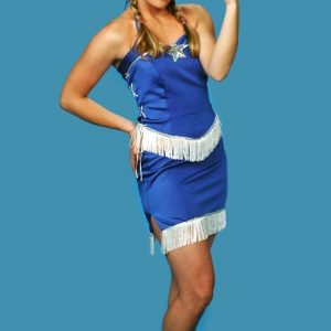 Adult Cowgirl Costume