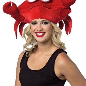 Adult Crab Hat