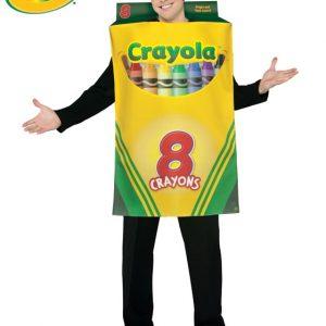 Adult Crayola Crayon Box Costume