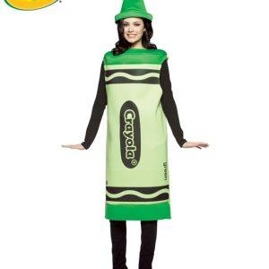 Adult Crayola Crayon Costume - Green