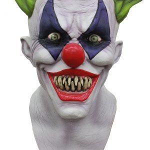 Adult Creepy Giggles Clown Mask