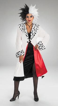 Adult Cruella De Vil Prestige Costume