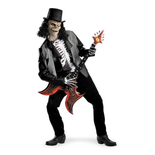 Adult Cryptic Rocker Costume