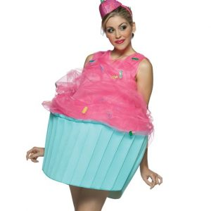 Adult Cupcake Costume