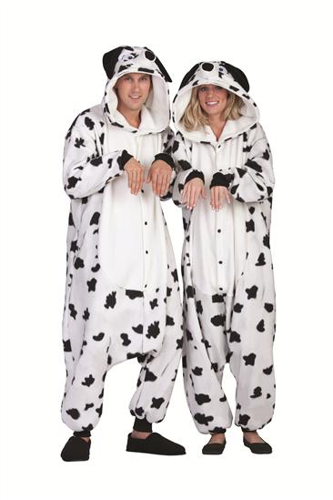Adult Dalmatian Funsies Costume