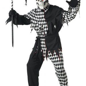 Adult Dark Jester Costume