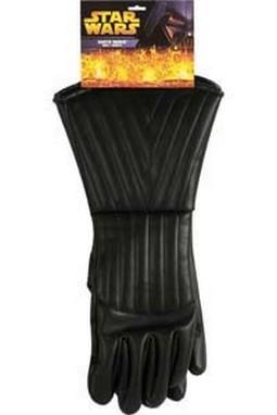 Adult Darth Vader Gloves