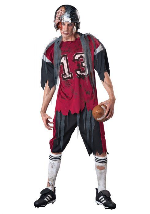 Adult Dead Zone Zombie Costume