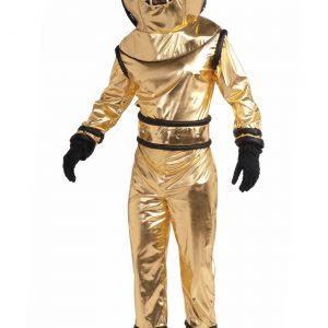 Adult Deep Sea Diver Costume